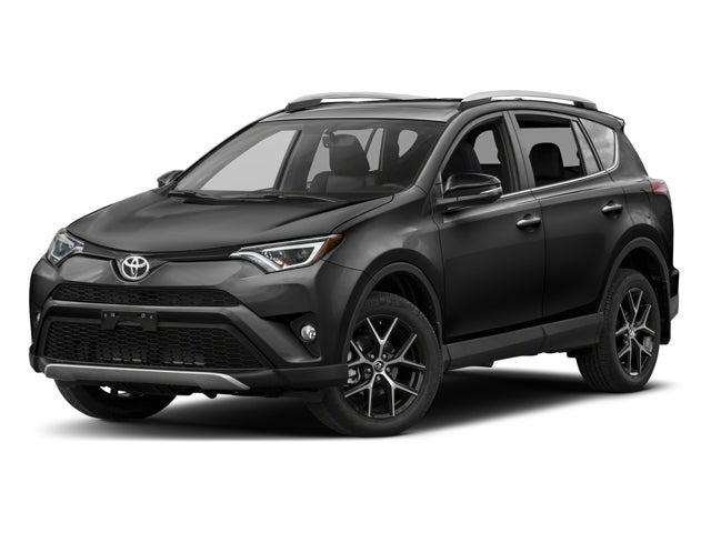 2017 Toyota Rav4 Se In Laconia Nh Irwin Hyundai