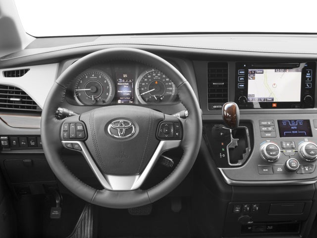 2016 Toyota Sienna Xle In Laconia Nh Irwin Hyundai