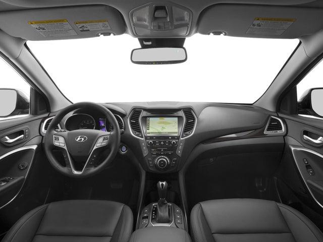 2017 Hyundai Santa Fe Limited Ultimate - Hyundai dealer in Laconia