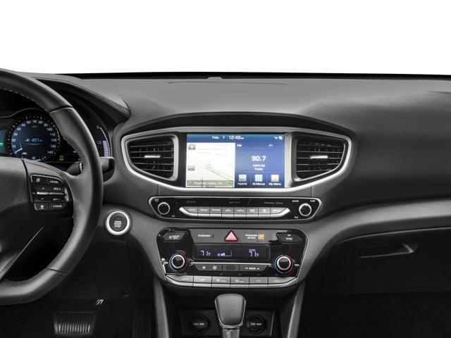 2018 Hyundai Ioniq Hybrid Limited Hyundai Dealer In Laconia New