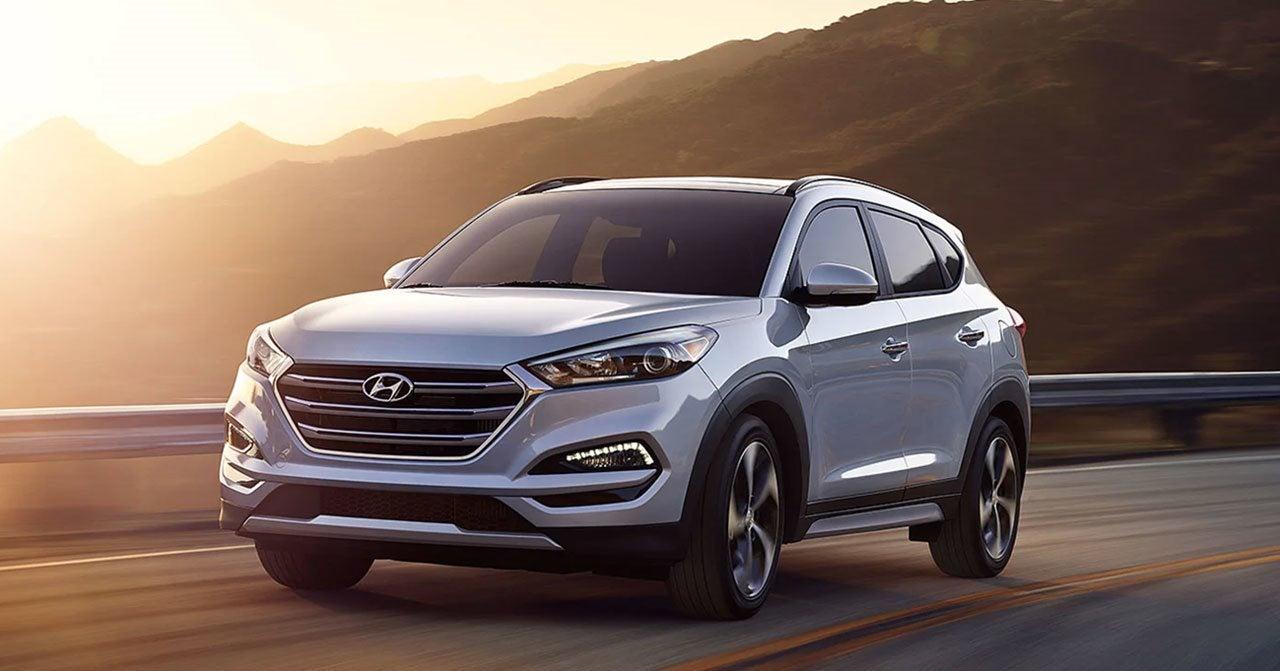 2019 Hyundai Tucson Vs 2018